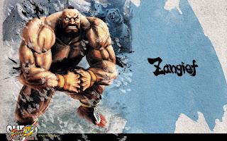 Zangief Street Fighter 4 wallpaper HD