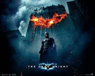 Christian Bale dans The Dark Knight Wallpaper