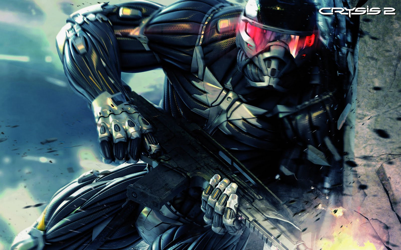 Télécharger télécharger crysis-2 PS3 Xbox live wallpaper HD