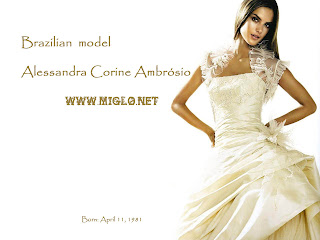 Alessandra Ambrosio wallpaper widescreen