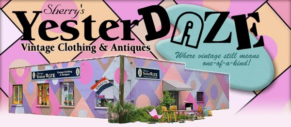 YesterDaze Vintage Blog
