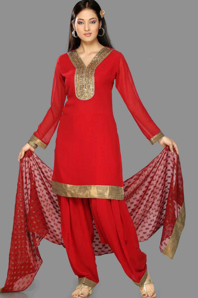 Churidar Salwar Kameez Collections ~ Mila Kunis