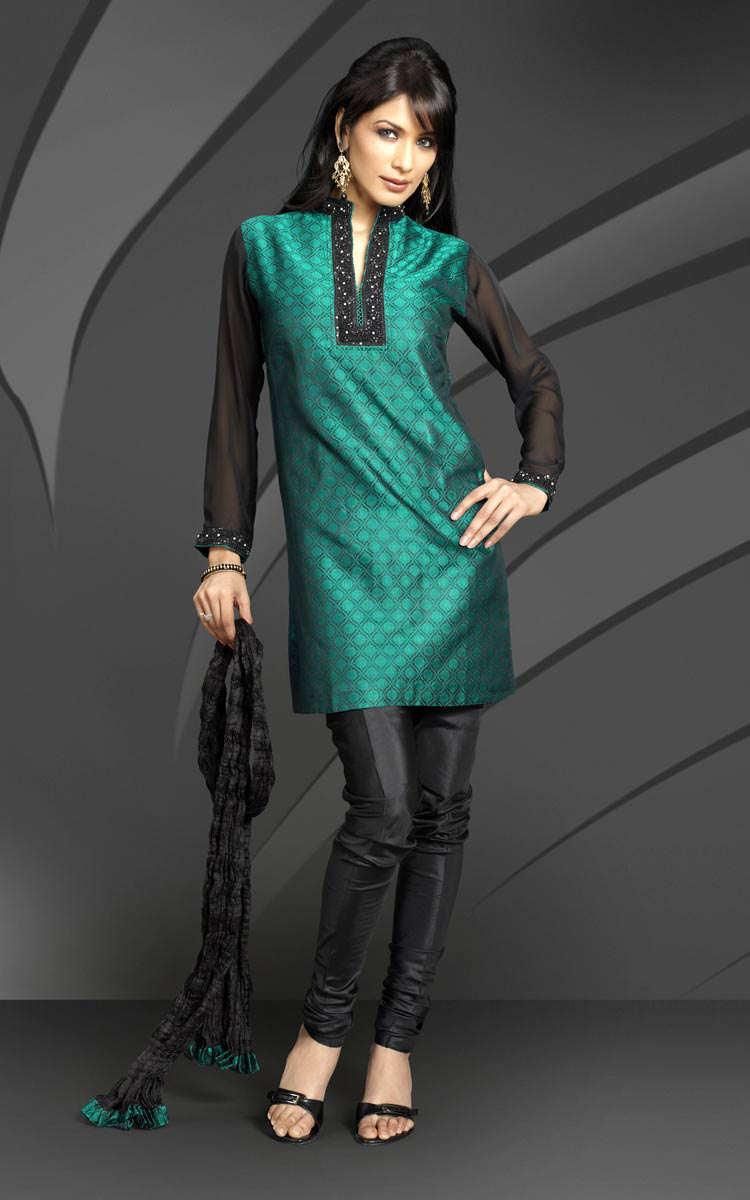 Beautiful black salwar suits girls favourite choice for Girls suit design