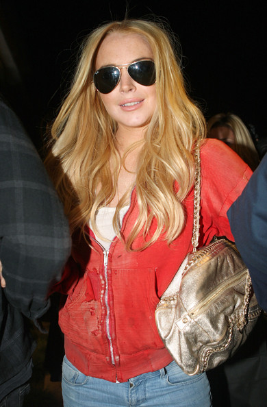 Lindsay Lohan Hairstyles 2010 for Girls