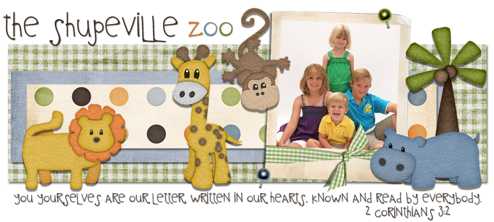 The Shupeville Zoo