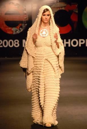 Concurso Minas Shopping 2007 - Desfile