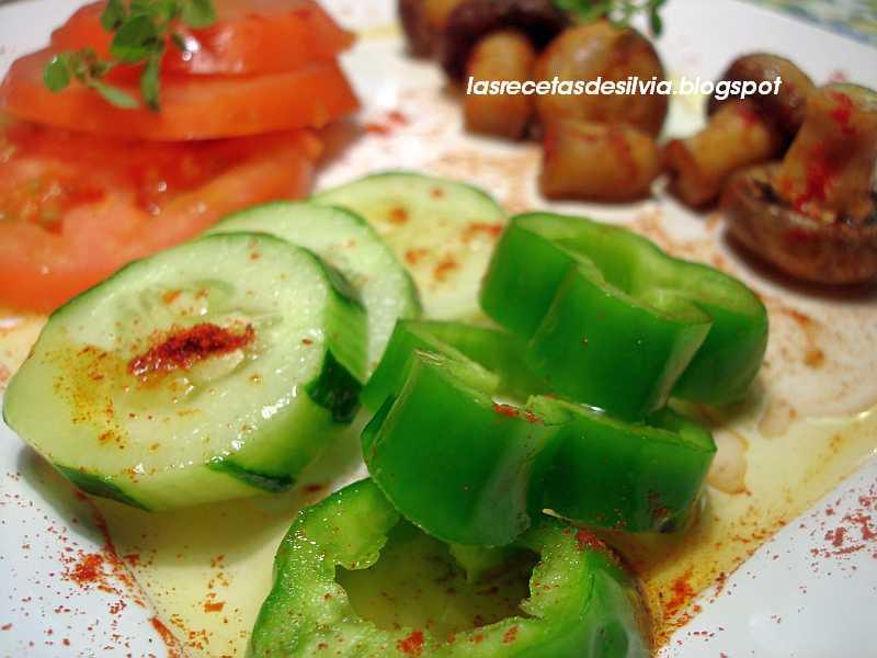 las recetas de silvia para cenar liviano receta de