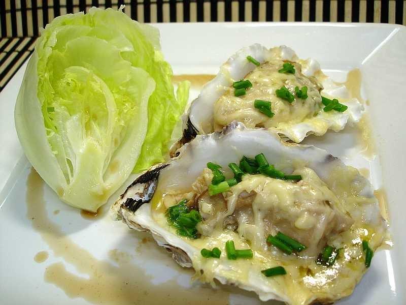 las recetas de silvia ostras gratinadas a la parmesana