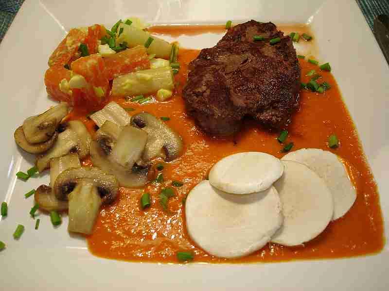 Dieta personal guarniciones para un plato de carne - Guarniciones para carne en salsa ...