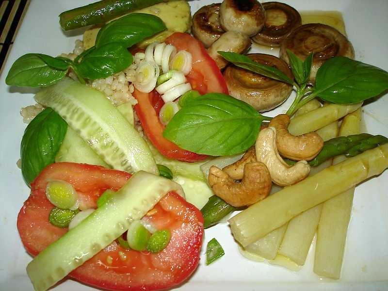 Las recetas de silvia recetas vegetarianas o - Guarniciones para carne en salsa ...