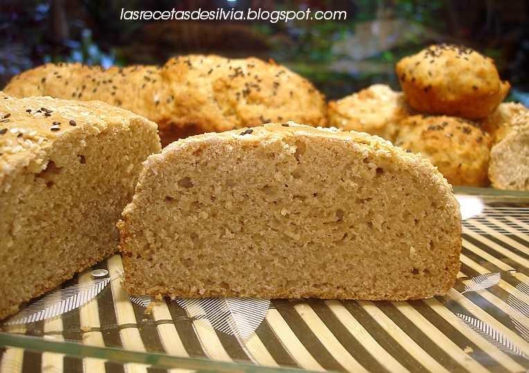 Las recetas de silvia pan de quinoa o quinua for Cocinar la quinoa