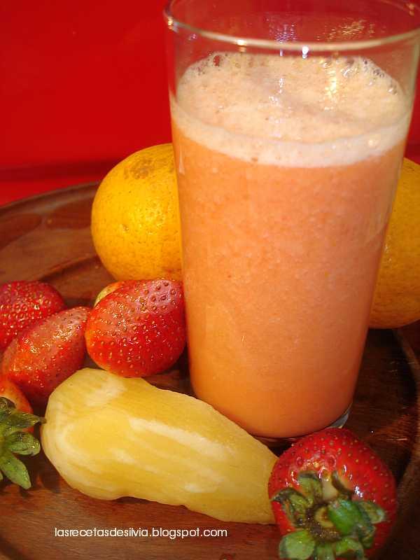 Las recetas de silvia licuados nutritivos y saludables - Las mejores cenas para adelgazar ...