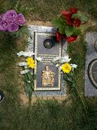 Austin's Grave