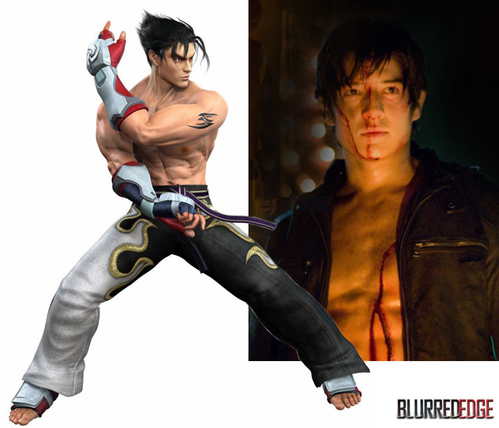 The Best Damn Thing: Tekken the movie