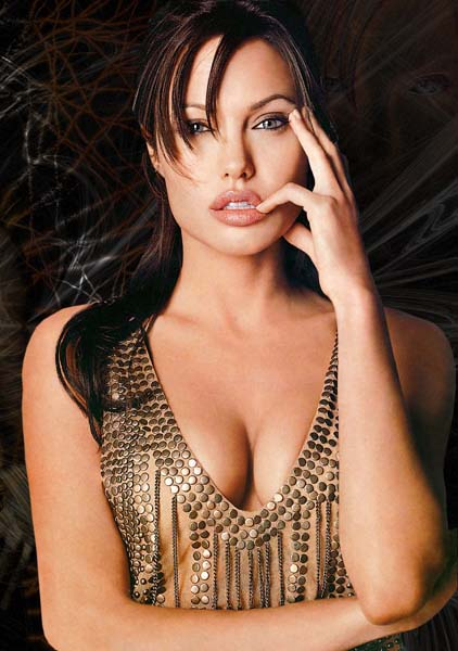 Angelina Jolie Tomb Raider Body. Angelina Launched into
