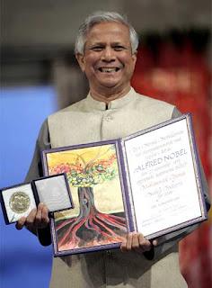 Muhammad Yunus, Intelektual Muslim Penyelamat Kaum Tak Mampu