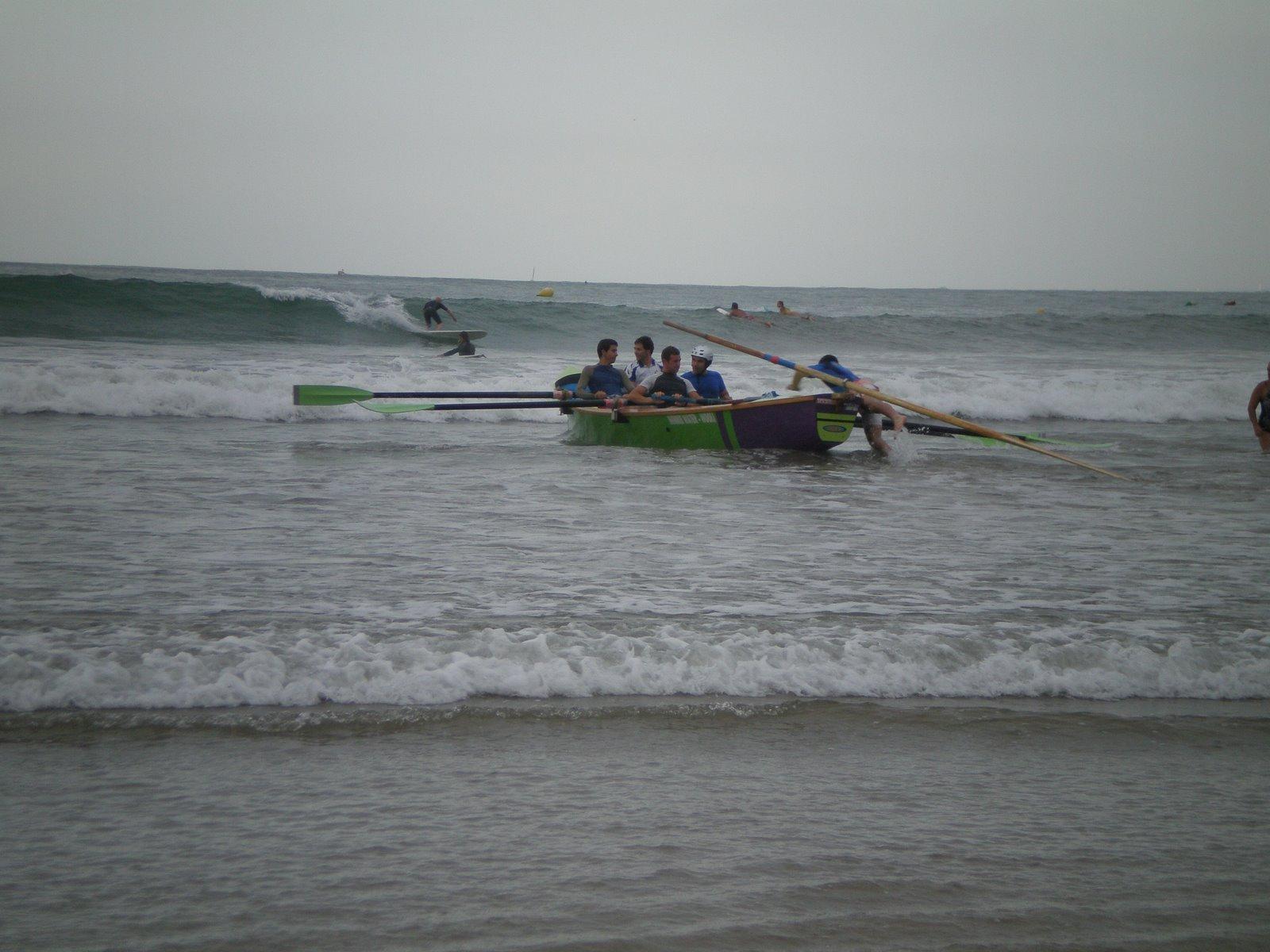 OCEAN THUNDER BIARRITZ
