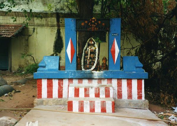 Wayside Shrines