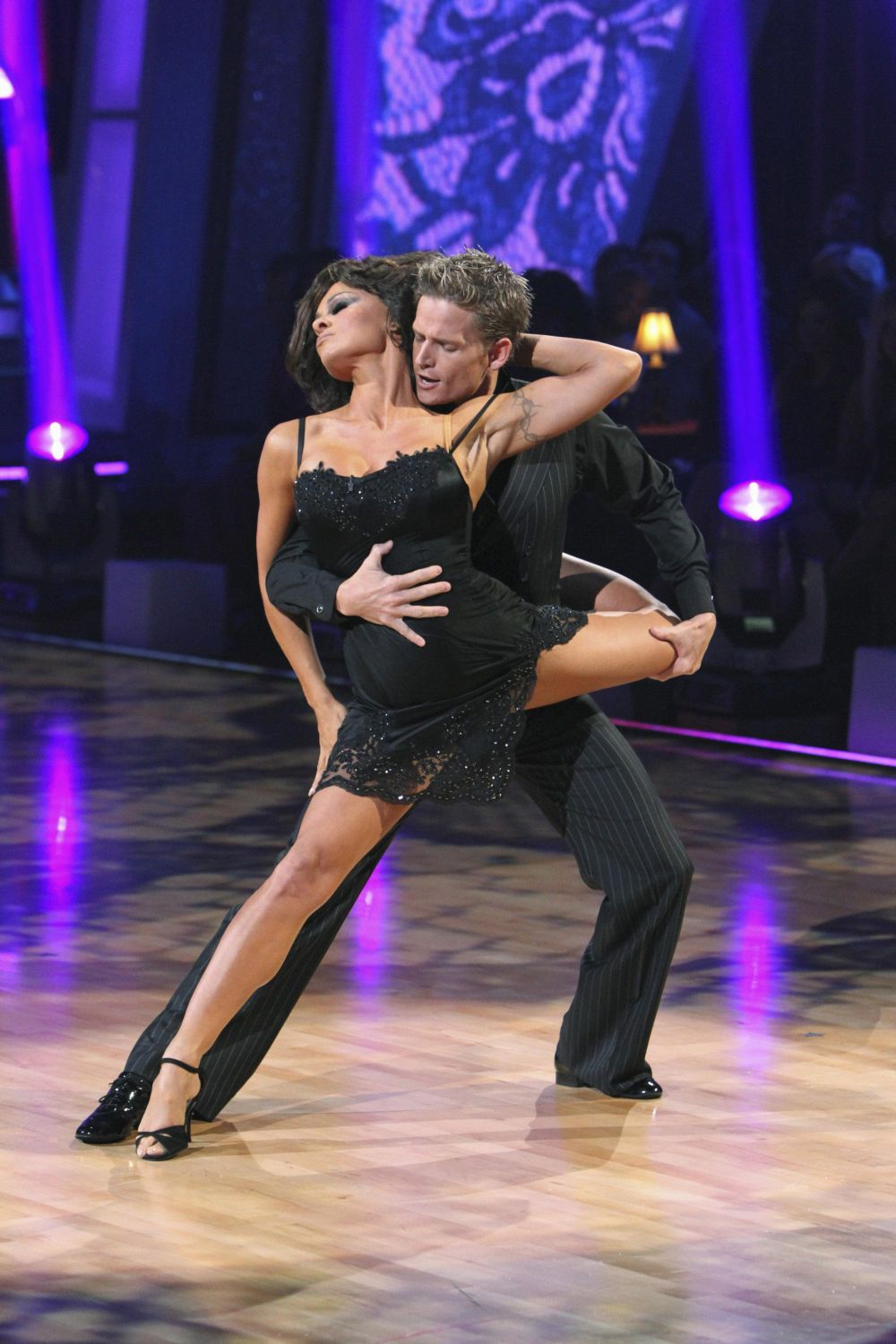 pamela anderson dancing with the stars - photo #7