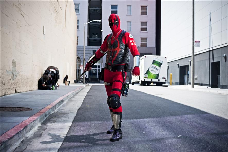 super hero in reality For the rich and discerning would-be superhero, i present some of the best crime  fighting gadgets on the market or in development.