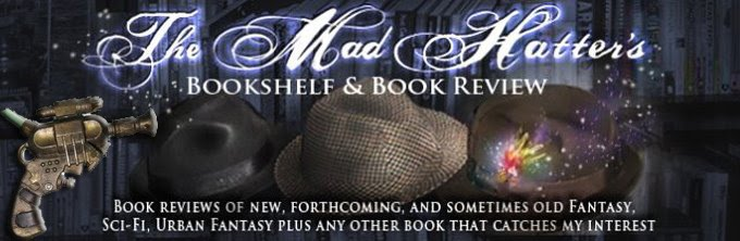 Mad Hatter&#39;s Bookshelf &amp; Book Review
