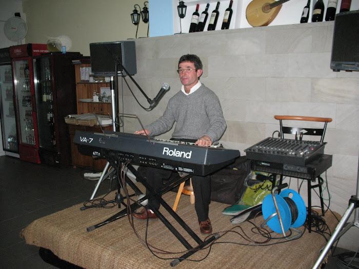 Música ao vivo - Marcial