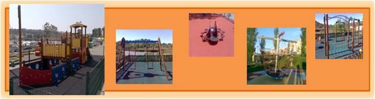 Parque Infantil | Playground | baloiço escorrega carrossel divertimento segurança crianças