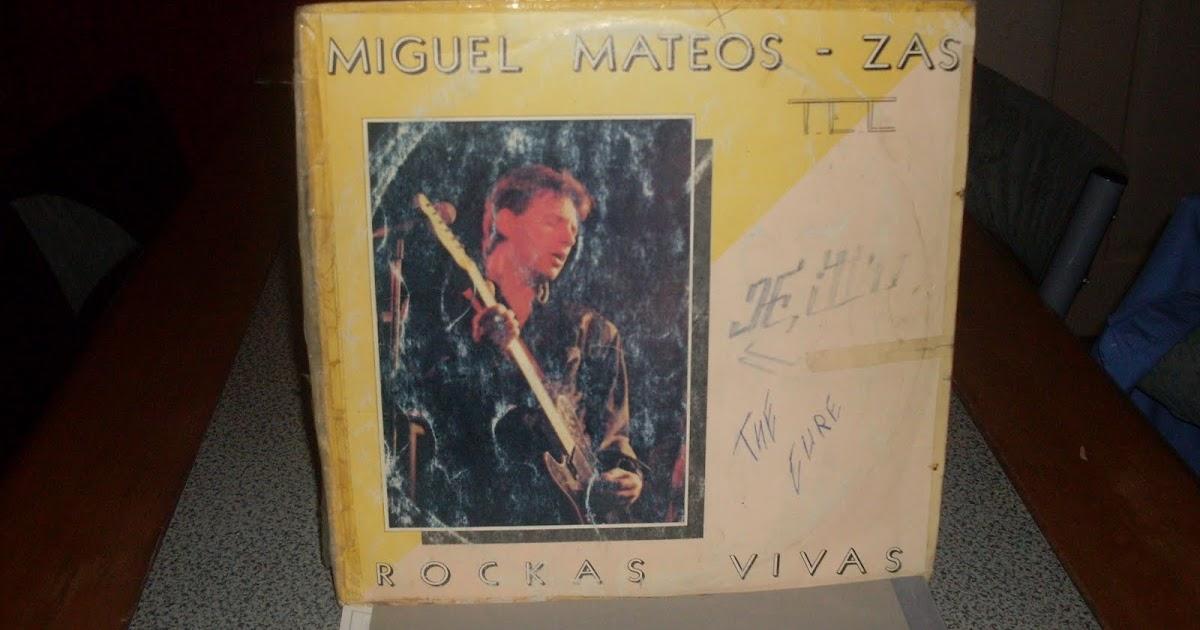 Miguel Mateos Zas Perdiendo El Control