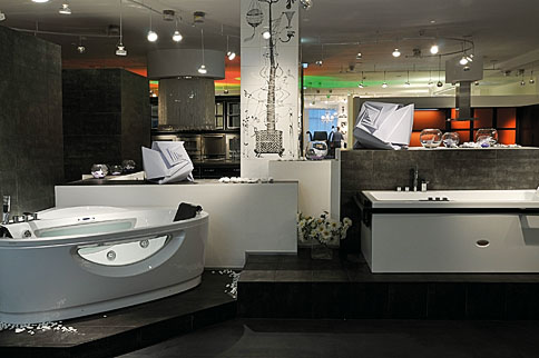 Home remodeling ideas: Beauty salon designs