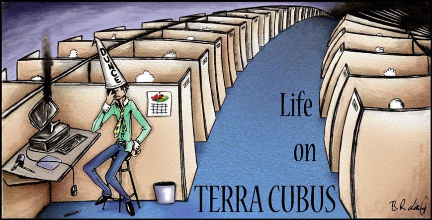 Life on Terra Cubus