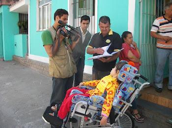 MATERIA SOBRE. A.A.P.N.E. TVE JUIZ DE FORA -13/08/2010