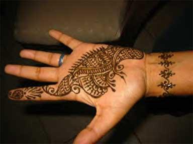 Mehndi For Diwali : Photo graphimata diwali special mehndi designs