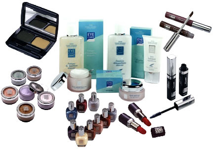 Many cosmetics companies swore