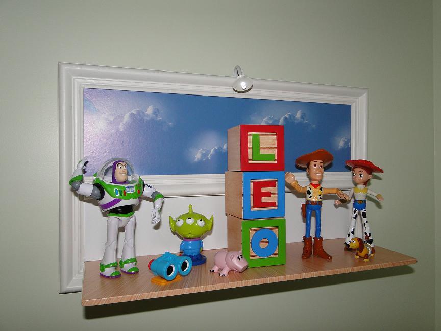 Quarto Toy Story ~ Micheline Veiros Quadrinhos para quarto bebe