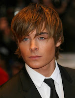 zac Zac Efron Wears Heatherette Bronzer?