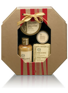 BodyShop VanillaSpice Giveaway Sponsored By The Body Shop