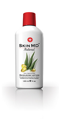 md new bottle Want Some Free Skin MD Natural Lotion?