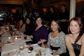 macdinner4 Fashion Week Chapter Six: MAC Dinner at Indochine