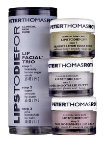 lipfacial Lips To Die For: Peter Thomas Roth Lip Facial Trio