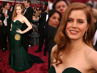 Amy Adams2 Oscars 2008 Red Carpet Recap