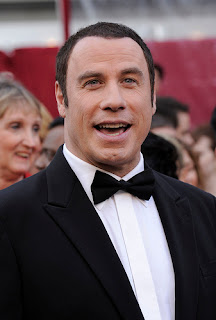 travolta Oscars 2008 Red Carpet Recap