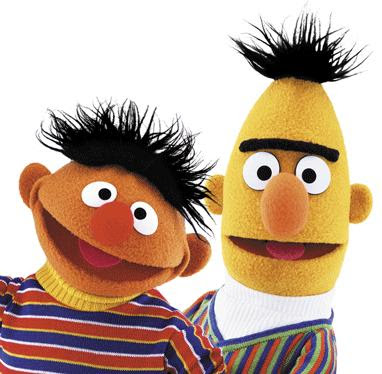 bert+and+ernie MAC Brow Set: Bert like Brows Begone!