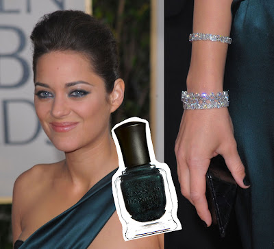 Marion+Cotillard+2010+golden+globes Golden Globes Gorgeous: Lippmanns Leading Ladies