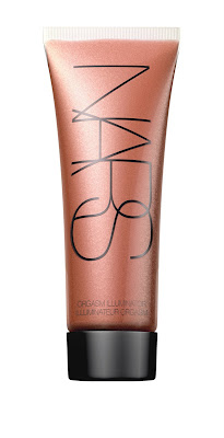 NARS Orgasm Illuminator   Lo Res Rihanna wears NARS Orgasm Illuminator to Pre Grammy Party