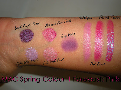 MAC+spring+colour+forecast+1+swatches MAC Spring Colour Forecast and Riveting Swatches