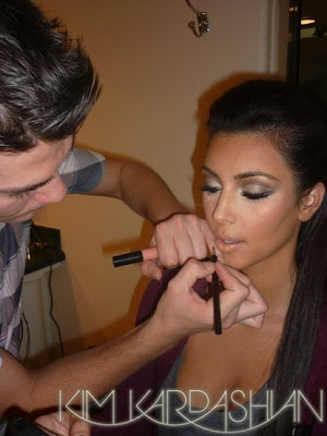 mario+dedivanovic+kim+kardashian+nude+lips Makeup Mondays With Mario: