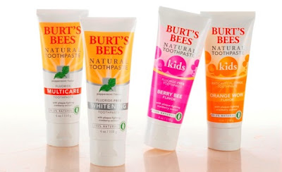 burts+bees+natural+toothpaste Burts Bees Natural Toothpaste Giveaway!