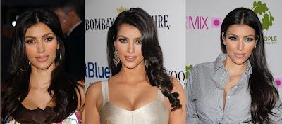 kimtimes3 Kim Kardashian Makeup Lesson