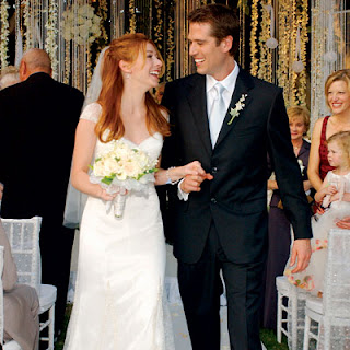 hannigan lead 400X400 My Favorite Celebrity Brides