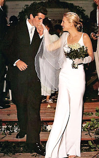 jfk+jr+and+carolyn My Favorite Celebrity Brides